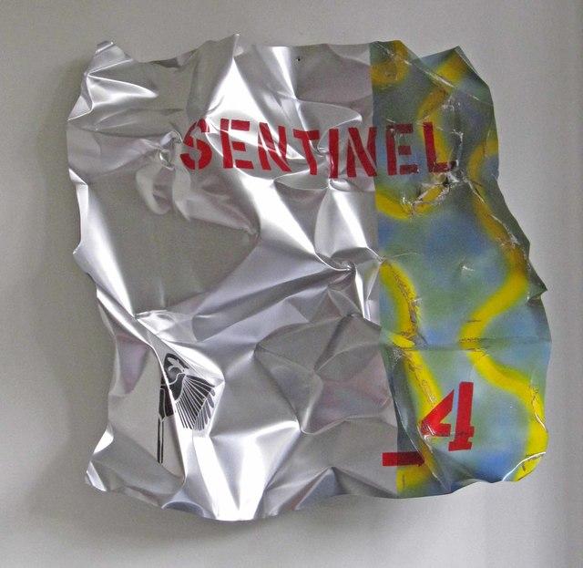 , 'SENTINEL,' 2016, Sonce Alexander Gallery
