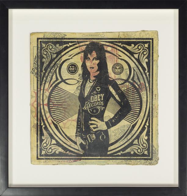 , 'Joan Jett,' 2008, RUDOLF BUDJA GALLERY