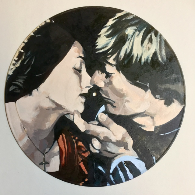 ", '""Romeo & Juliet circa 1968"",' 2018, McCaig-Welles"