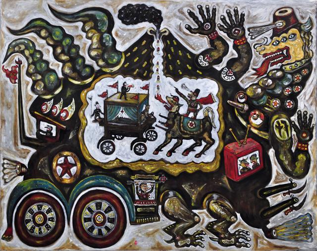 , 'The Mountain Dragon,' 2017, Tang Contemporary Art