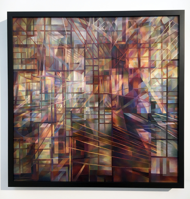 , 'Reflections I,' 2019, Duane Reed Gallery