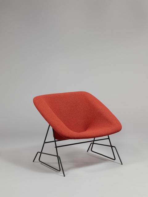 Atelier des Recherches Plastiques (A.R.P), 'Armchair A7 - Corb', 1954, Galerie Pascal Cuisinier