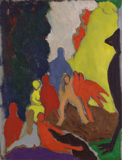 , 'The Ascension,' 1963, Michael Rosenfeld Gallery