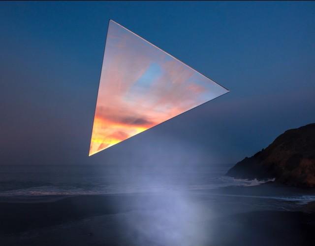 Kevin Cooley, 'Triange, Marin Headlands', 2019, Catharine Clark Gallery