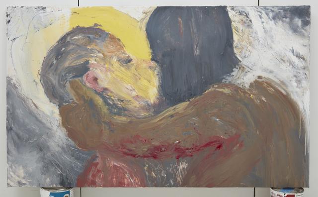 , 'Mmmmmwwaahhh,' 2016, Johannes Vogt Gallery
