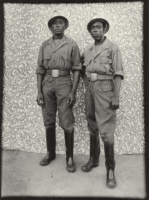 , 'Untitled (Two Firemen with Large Belt Buckles, 1952-55),' 1997, Gagosian
