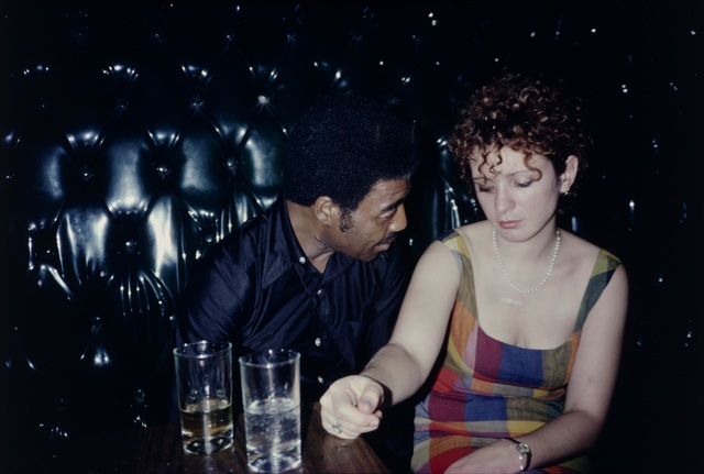 , 'Buzz and Nan at the Afterhours, New York City,' 1980, The Museum of Modern Art