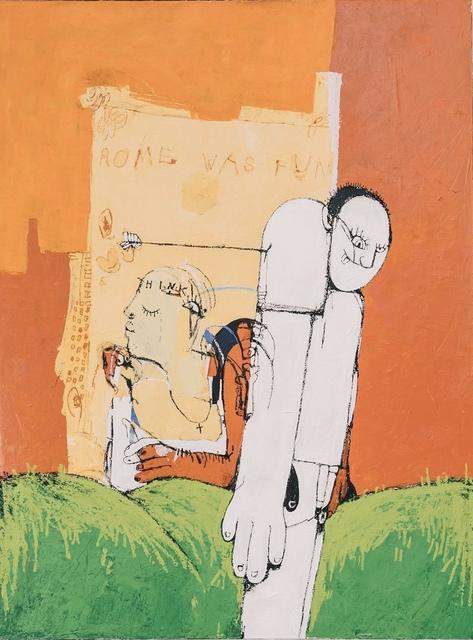 Zach Thompson, 'Rome Was Fun', 2018-2019, Contemporary Collective Gallery