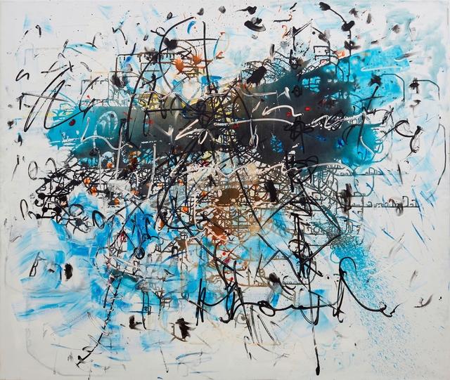 , 'Untitled,' 1995, Galerie Ernst Hilger
