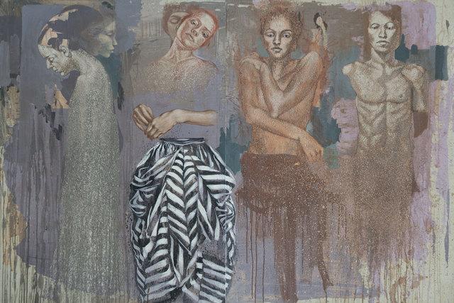 , 'Mystique 2,' 2014, Albemarle Gallery | Pontone Gallery