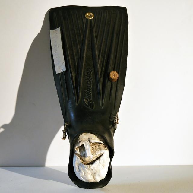 , 'Palmakadémician N°4,' 2016, Galerie Geraldine Banier