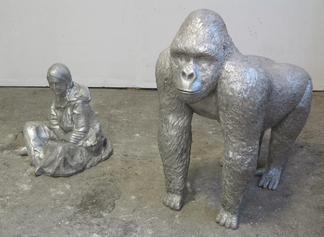 , 'Dian Fossey / Gorilla,' 2008, Mai 36 Galerie