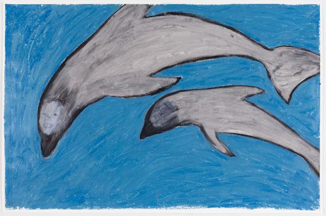 Karen Gibbons, 'Dolphin Sibs', 2014, 440 Gallery