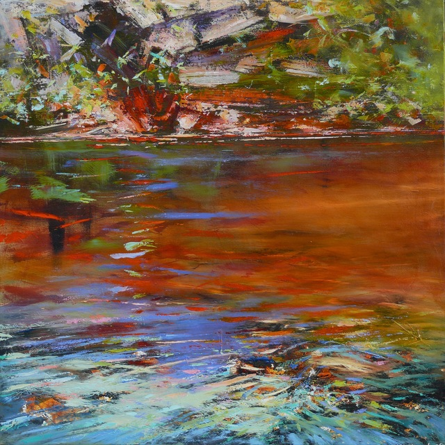 Paul Battams, 'Clifton Gardens', 2013, Wentworth Galleries