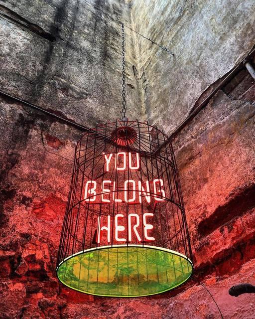, 'You Belong Here,' 2019, MAIA Contemporary