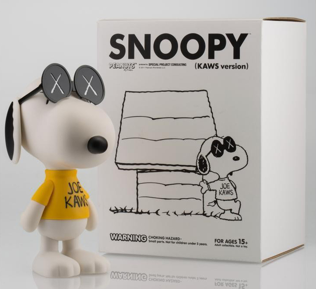 KAWS, 'KAWS X Peanuts Joe KAWS (Snoopy)', 2012, Lougher Contemporary