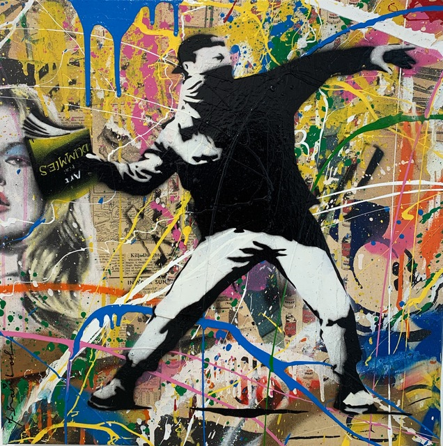 , 'Mr. Brainwash ,' 2015, Marion Gallery