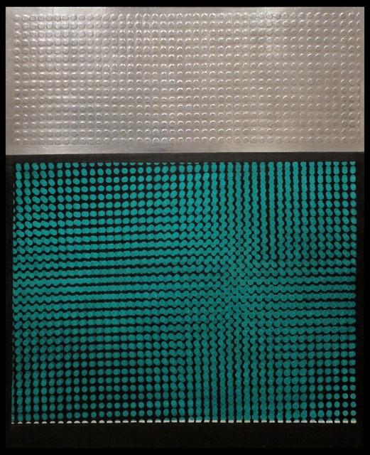 José Antonio Fernández-Muro, 'Sin título', 1966, Museo de Arte Contemporáneo de Buenos Aires