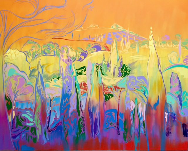 Dmitri Wright, 'Mystic Dream', 2018, Isabella Garrucho Fine Art