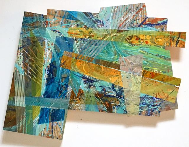 , 'Seaview Splinters,' 2017, Marloe Gallery