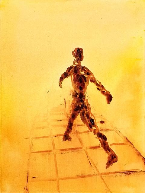 , 'Ohne Titel (Läufer),' , Galerie Stephan Witschi