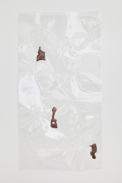 , 'Fountain Relief 7,' 2014, MARTOS GALLERY