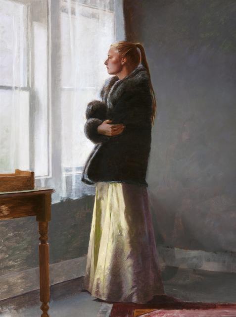 , 'Study, Black Coat – L.L.H.,' , Dowling Walsh