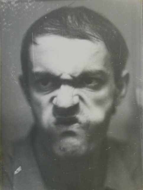 , 'From the Grimaces Series I,' 1975, Galerija Gregor Podnar