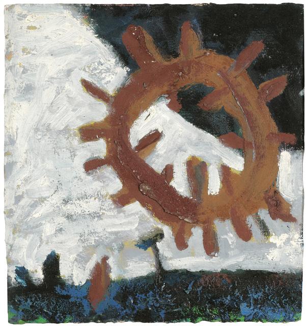 , 'Untitled,' 1985, Galerie Bei Der Albertina Zetter