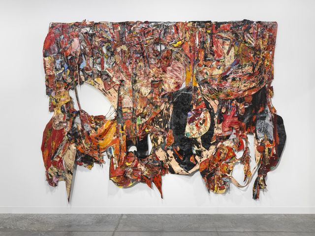 , 'Red Milagro,' 2018, Lehmann Maupin