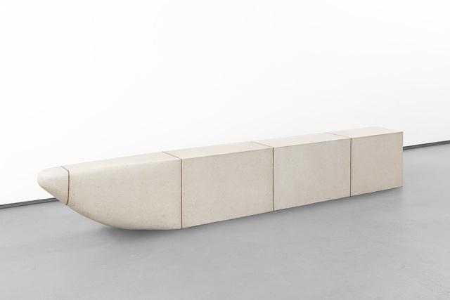 , 'PDT (bench),' 2015, Noguchi Museum