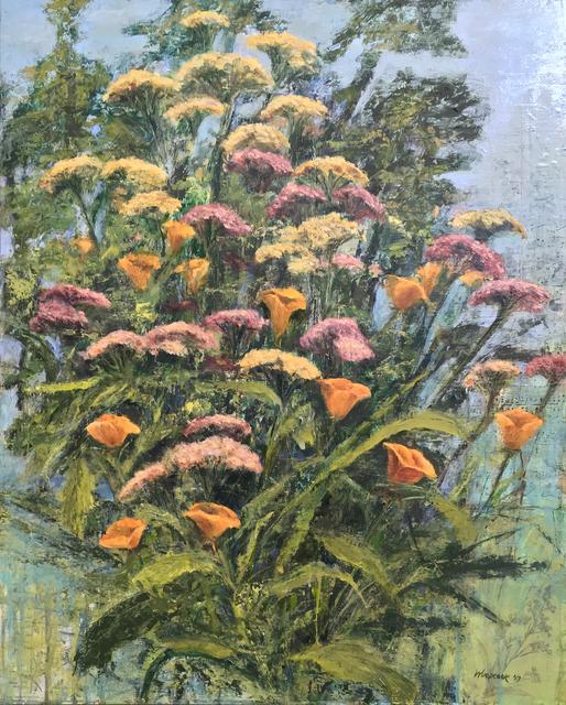 , 'Garden Yarrow,' , Sparrow Gallery