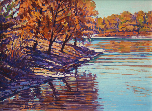 , 'Autumn on the Bow #36.17,' , Wallace Galleries