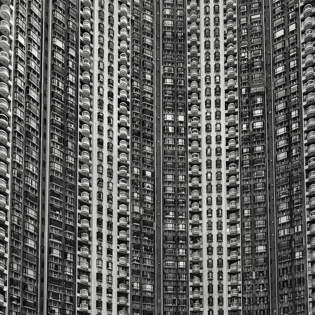 , 'One Thousand Flats, Hong Kong - 2013,' 2013, Contemporary by Angela Li