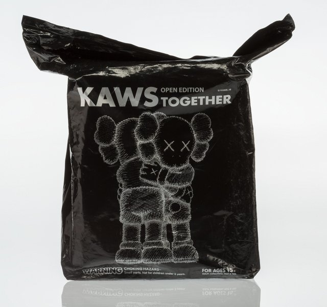 KAWS, 'Together (Grey)', 2018, Heritage Auctions