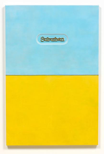 , 'Transport/Suburban,' 2008, Catharine Clark Gallery