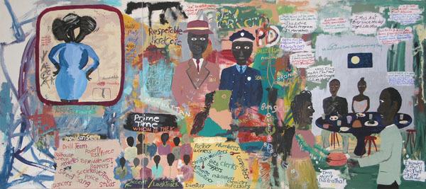 , 'The Joke Stops Here,' 1997, David Barnett Gallery