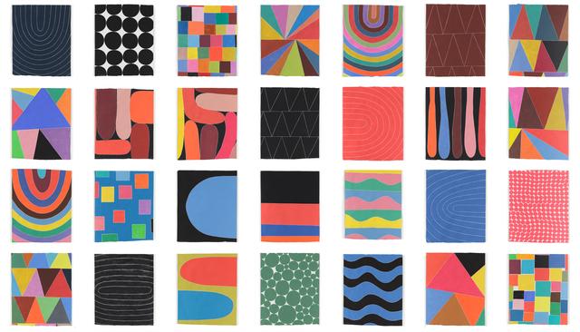, 'Untitled Series,' 2015-2016, Ingleby Gallery