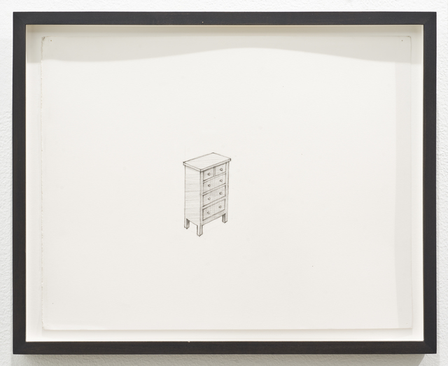 , 'Untitled (chest of drawers),' 2011, Lora Reynolds Gallery