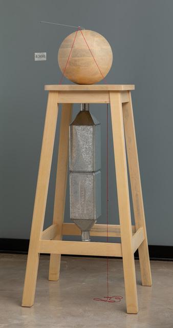 Julio Villani, 'tabouret / portrait de louise B.', 2012, Galeria Raquel Arnaud
