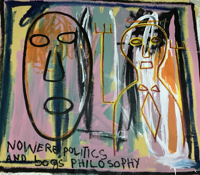 , 'Philosophy,' 2018, MOV'ART Gallery