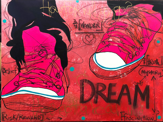 , 'Dream Step,' 2018, Contessa Gallery