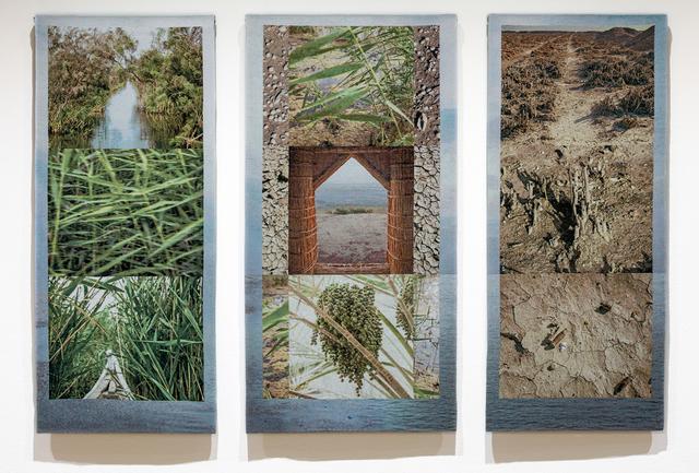 Meridel Rubenstein, 'Eden Again, Southern Iraq Marshes', Brian Gross Fine Art