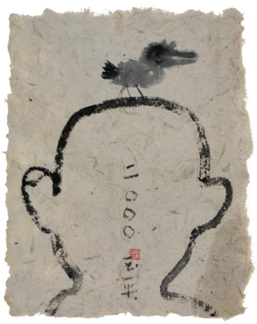 , 'Bird & Man (Back),' 2000, Ethan Cohen New York