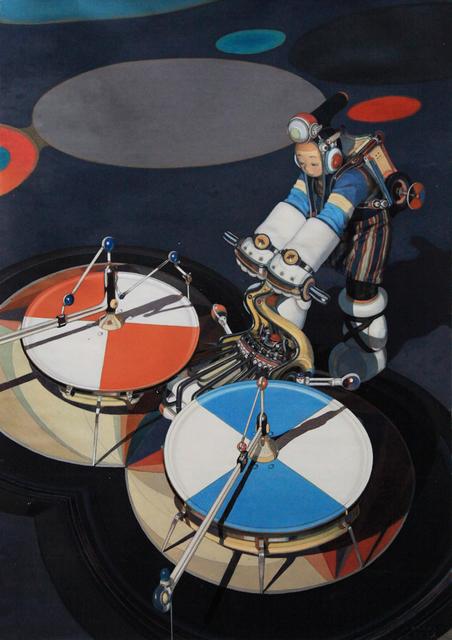 , 'Exploration,' 2017, Galerie Loft