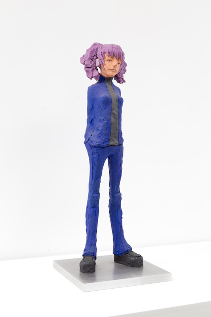 , 'New Type- Purple Hair,' 2005, Longmen Art Projects