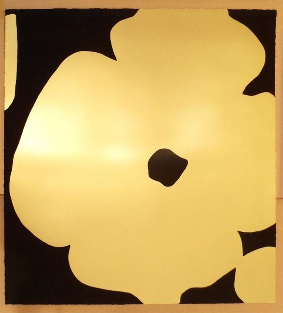 , 'Gold Flowers,' 2011, Adamar Fine Arts