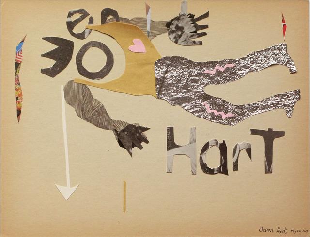 , 'Owen Hart,' 2013, Laroche/Joncas
