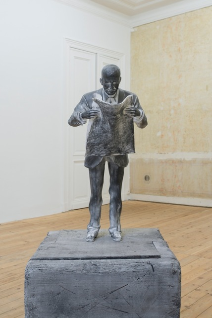 , 'Le Journal de mon Pere,' 2015, Dvir Gallery