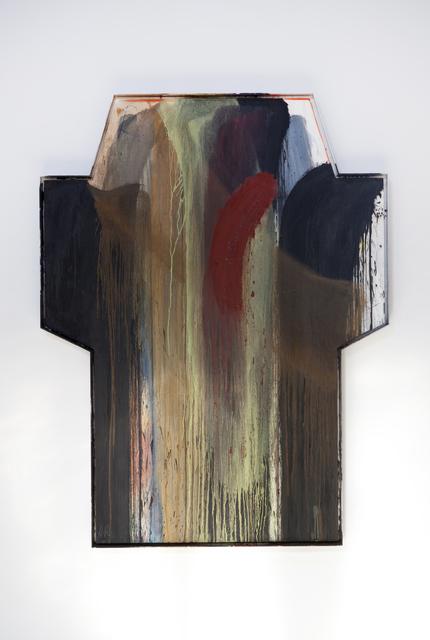 , 'Doppel Schildkreuz,' 1989-1990, Mana Contemporary
